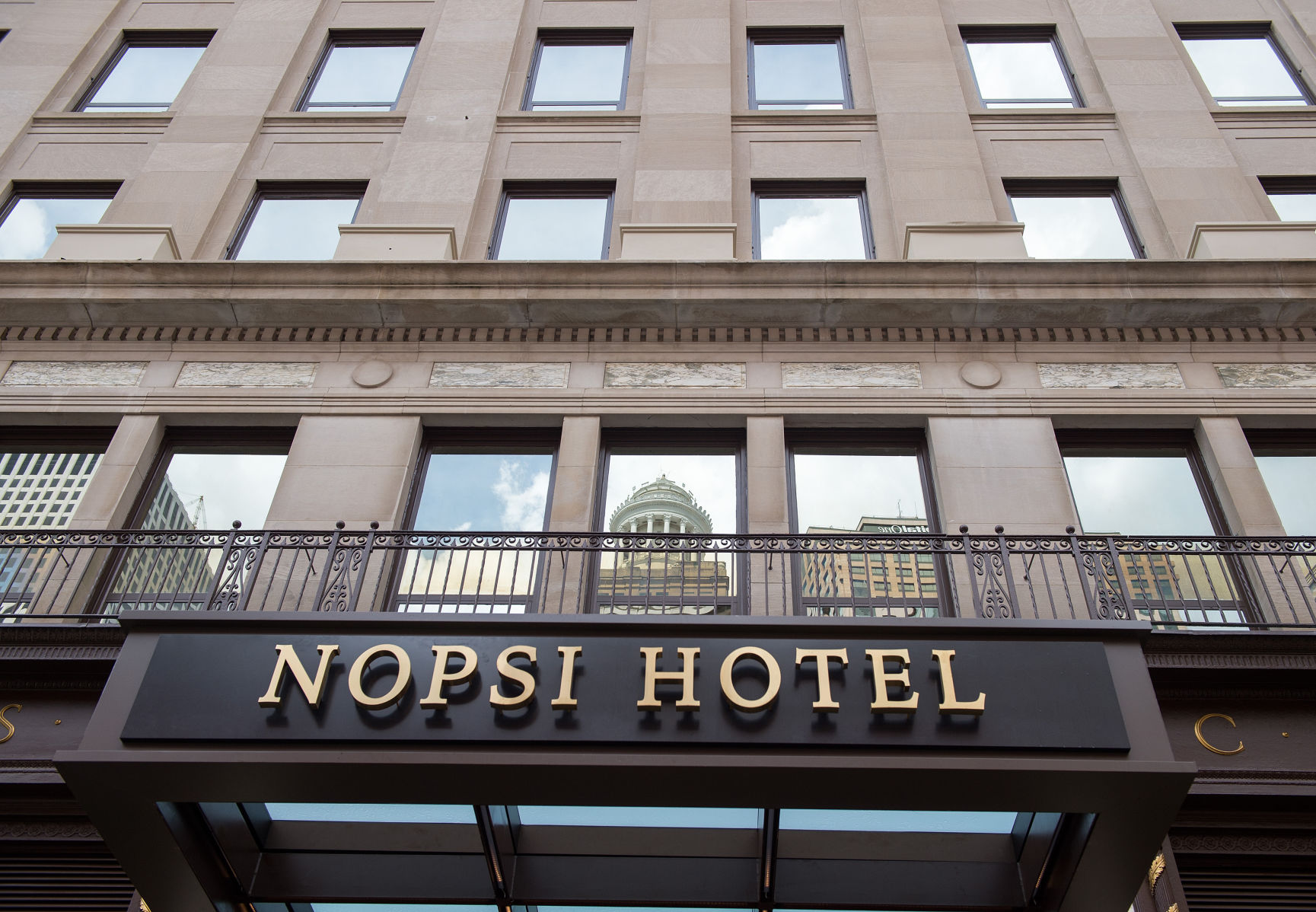 NOPSI Hotel opens doors and a one time