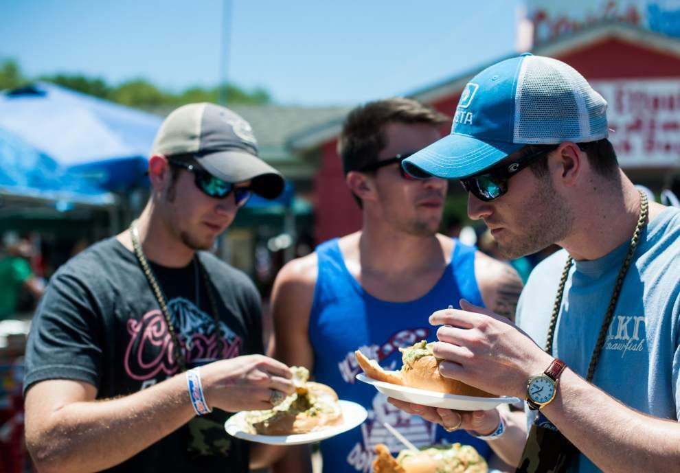 Photos: Breaux Bridge Crawfish Festival _lowres