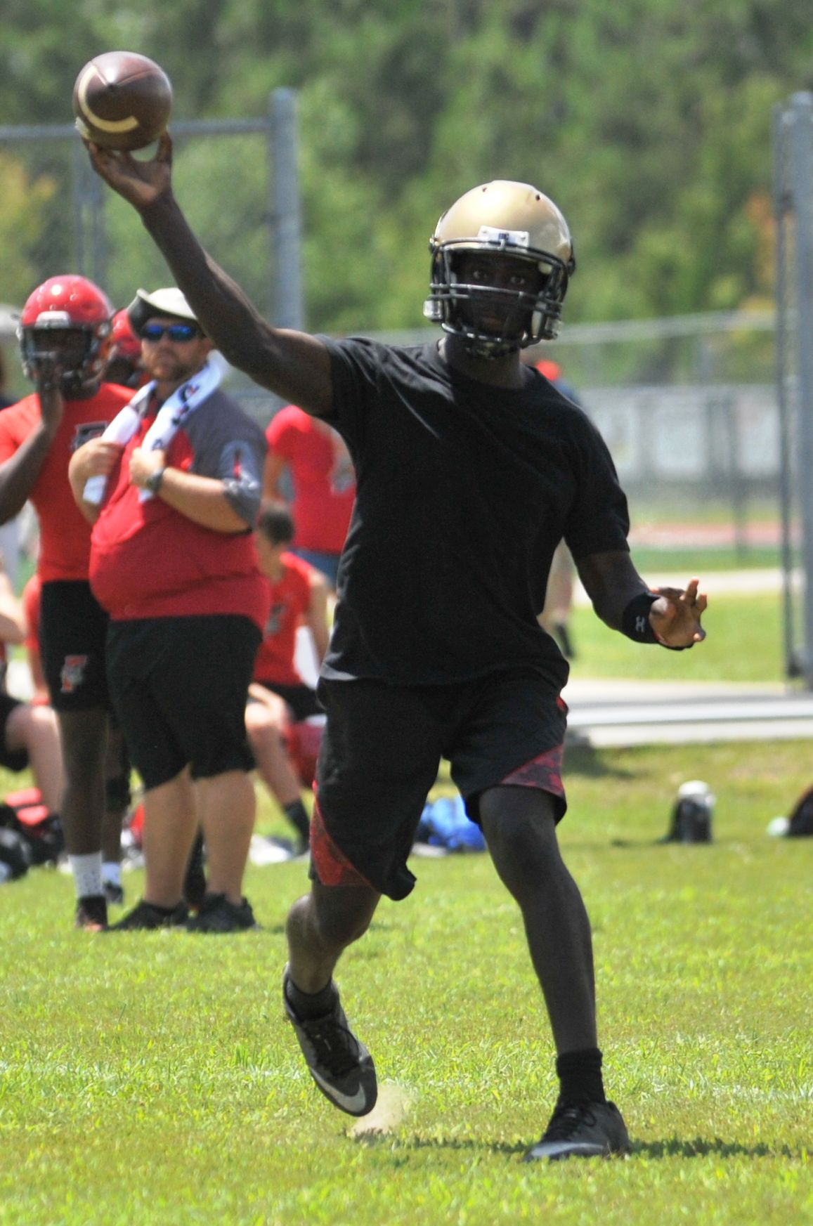 Mikell Marco set to take the reins of Salmen High offense | High ...