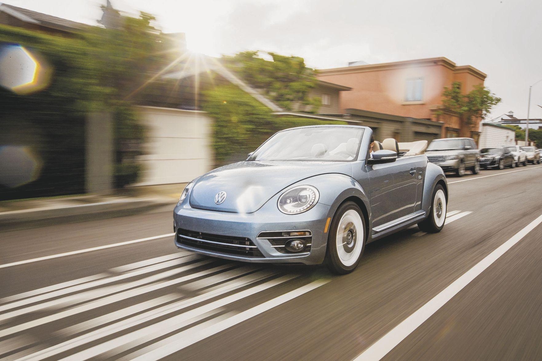 2019 Volkswagen Beetle Convertible Automotive Theadvocate Com