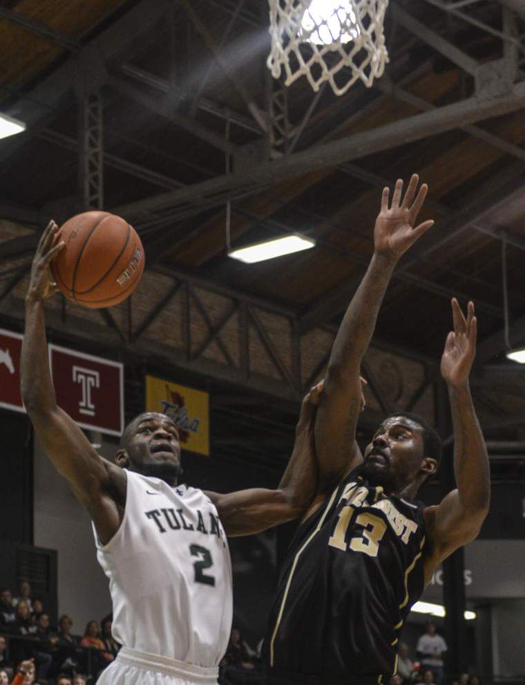 Lewis: Outlook bright for Tulane basketball _lowres