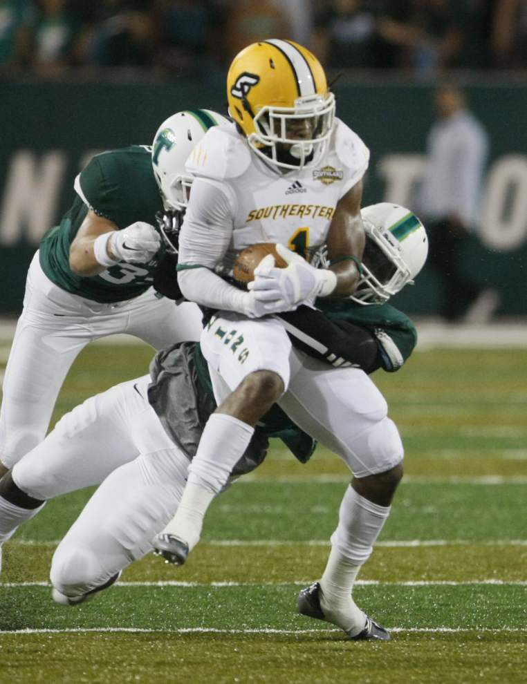 Tulane linebacker Edward Williams will miss Temple game with mysterious injury _lowres
