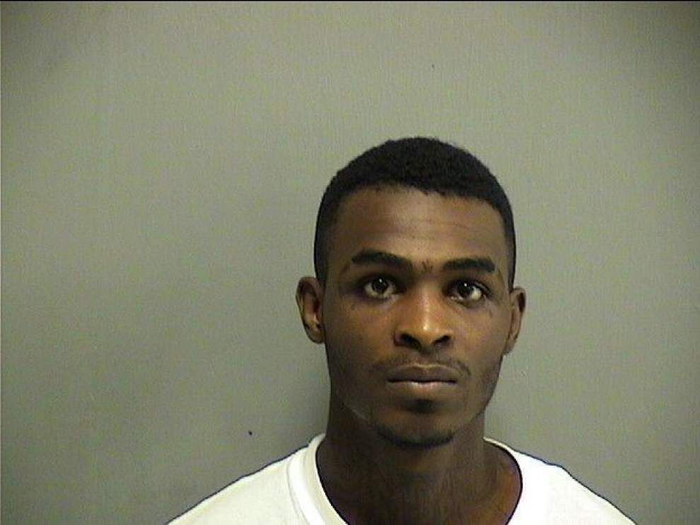 Slidell man arrested for shooting at girlfriend _lowres