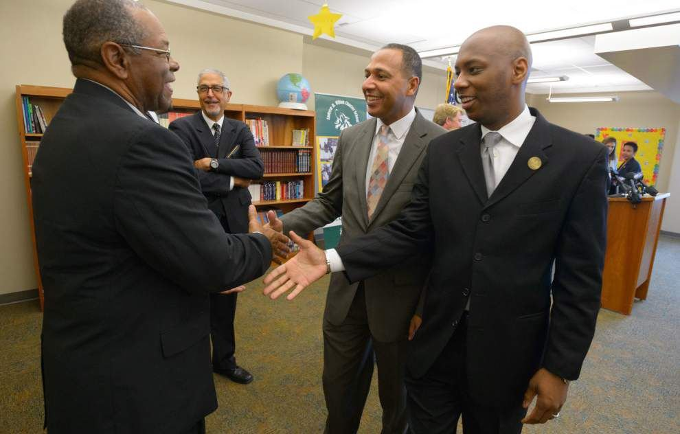 Panel appointed to craft path toward local control for New Orleans public schools _lowres