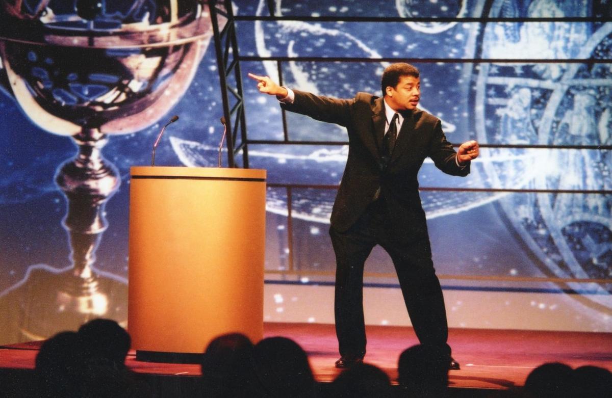 Neil deGrasse Tyson to speak at Tulane University April 14_lowres