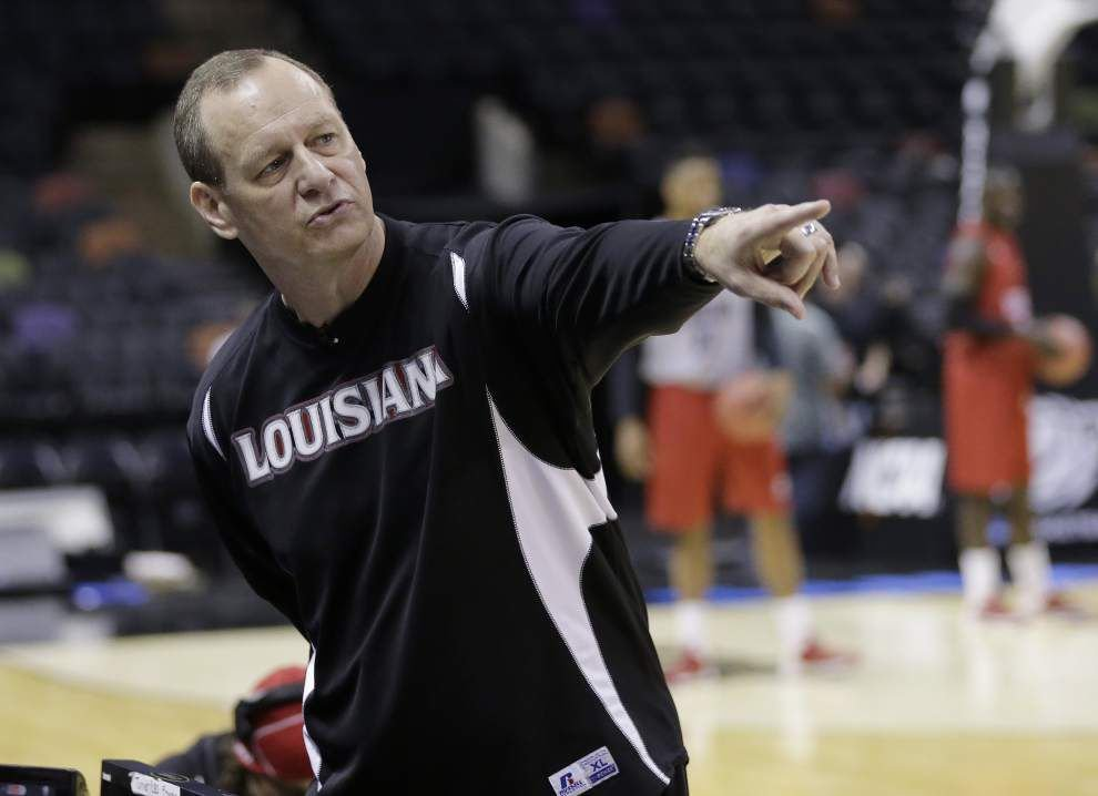 Cajuns' goals: limit cold shooting, cut down on turnovers _lowres