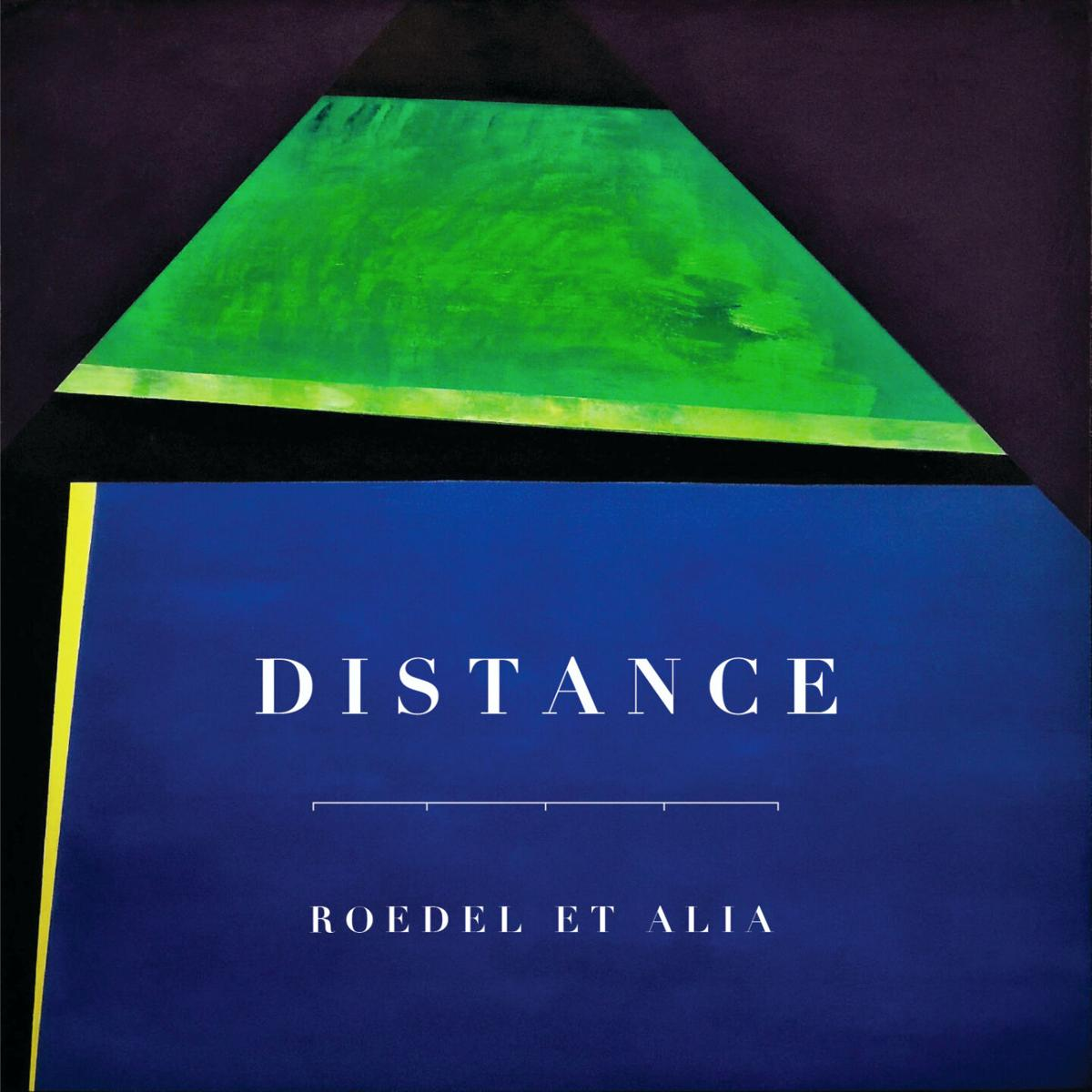 distance album cover
