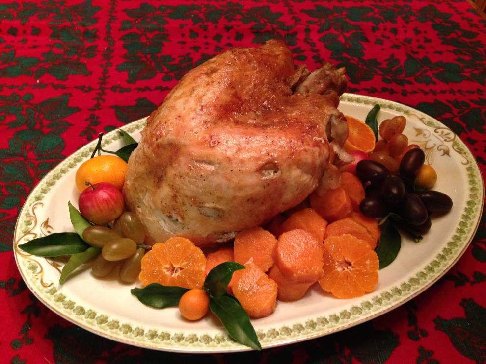 Gourmet Galley: Well-seasoned turkey breast bakes in bag _lowres