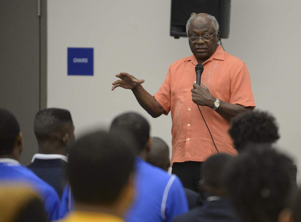 Clyburn: Learn how to lose — gracefully — to be a winner _lowres