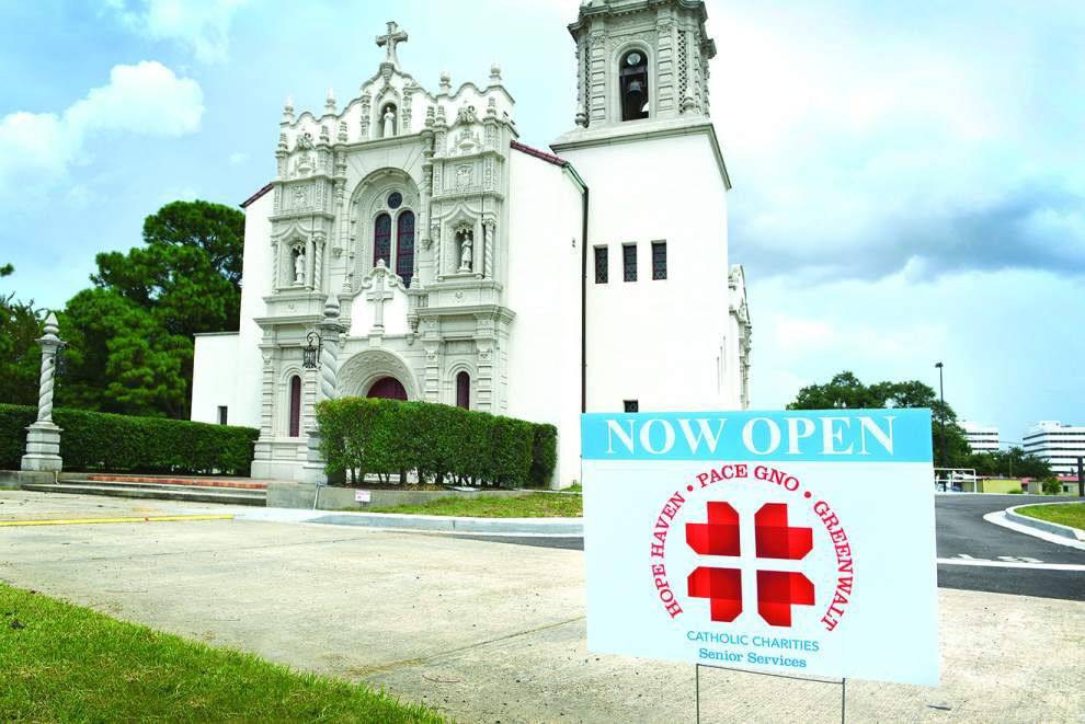 Former Marrero chapel now serving as adult care facility _lowres