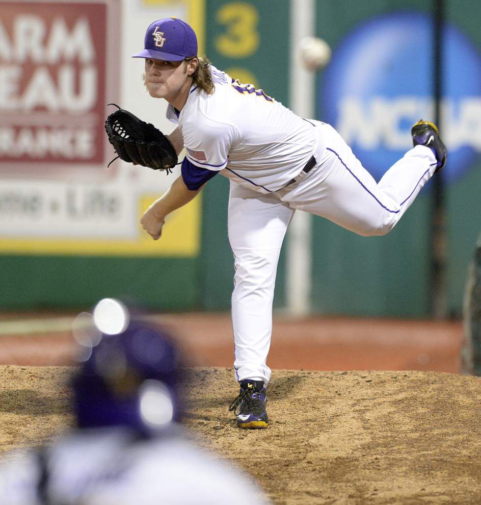 LSU baseball notebook: Jared Poché set to pitch in Tigers' third game at Baton Rouge regional _lowres