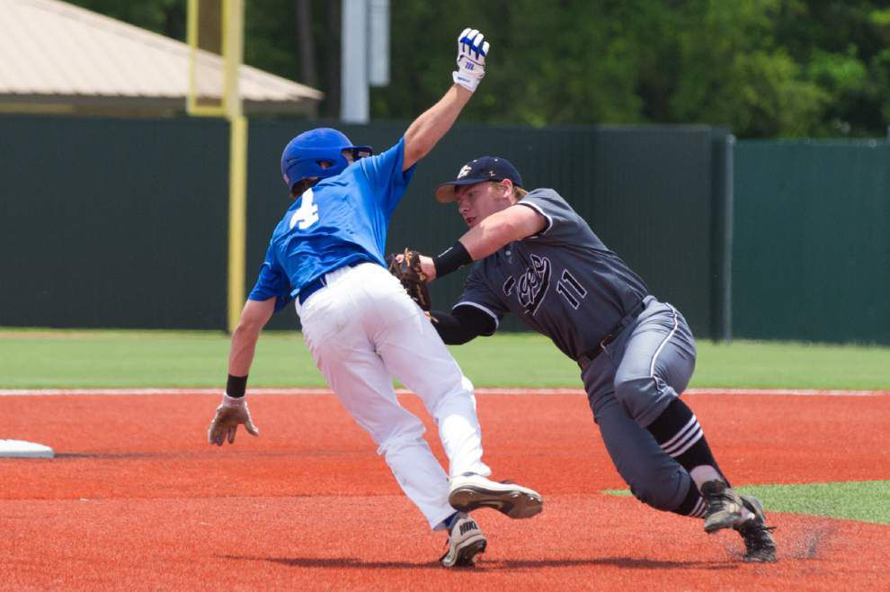Big third inning springs Oak Grove past Runnels in Class 2A semifinal _lowres