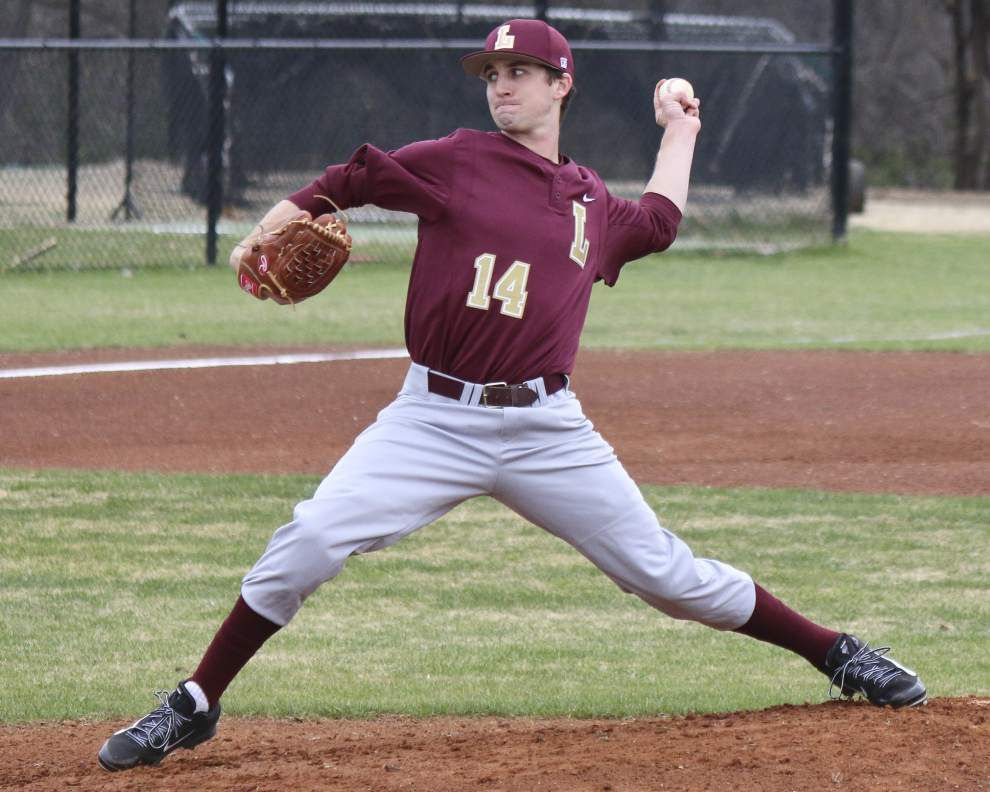 Former Catholic High pitcher Dylan Gregoire back on the mound for Loyola after overcoming third major injury _lowres