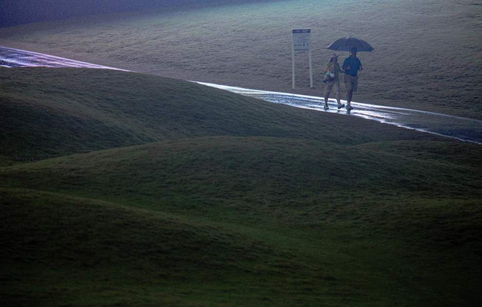 Scott Rabalais: Zurich Classic remains under the weather _lowres