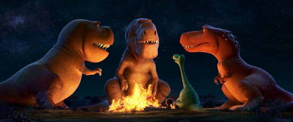 Review: 'Good Dinosaur' isn't good enough _lowres