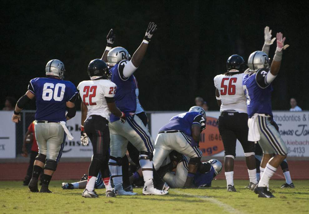 Baton Rouge Area Prep Football _lowres