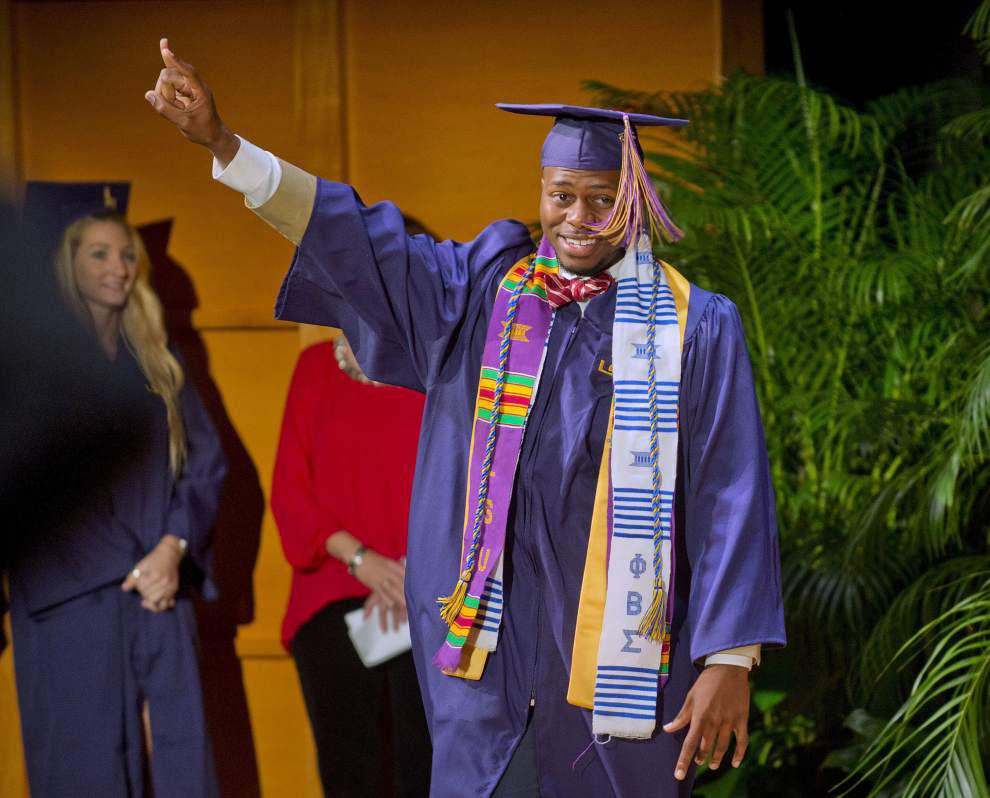 Photos: LSU Manship School of Mass Communication graduation _lowres