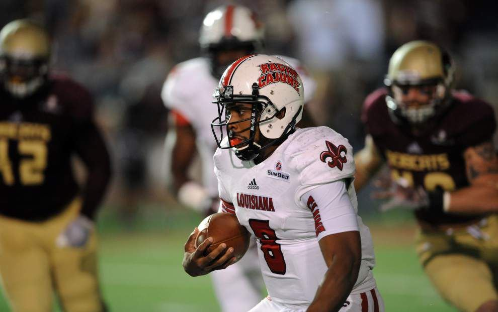UL-Lafayette makes big, bold moves in 34-10 Sun Belt win over Texas State _lowres