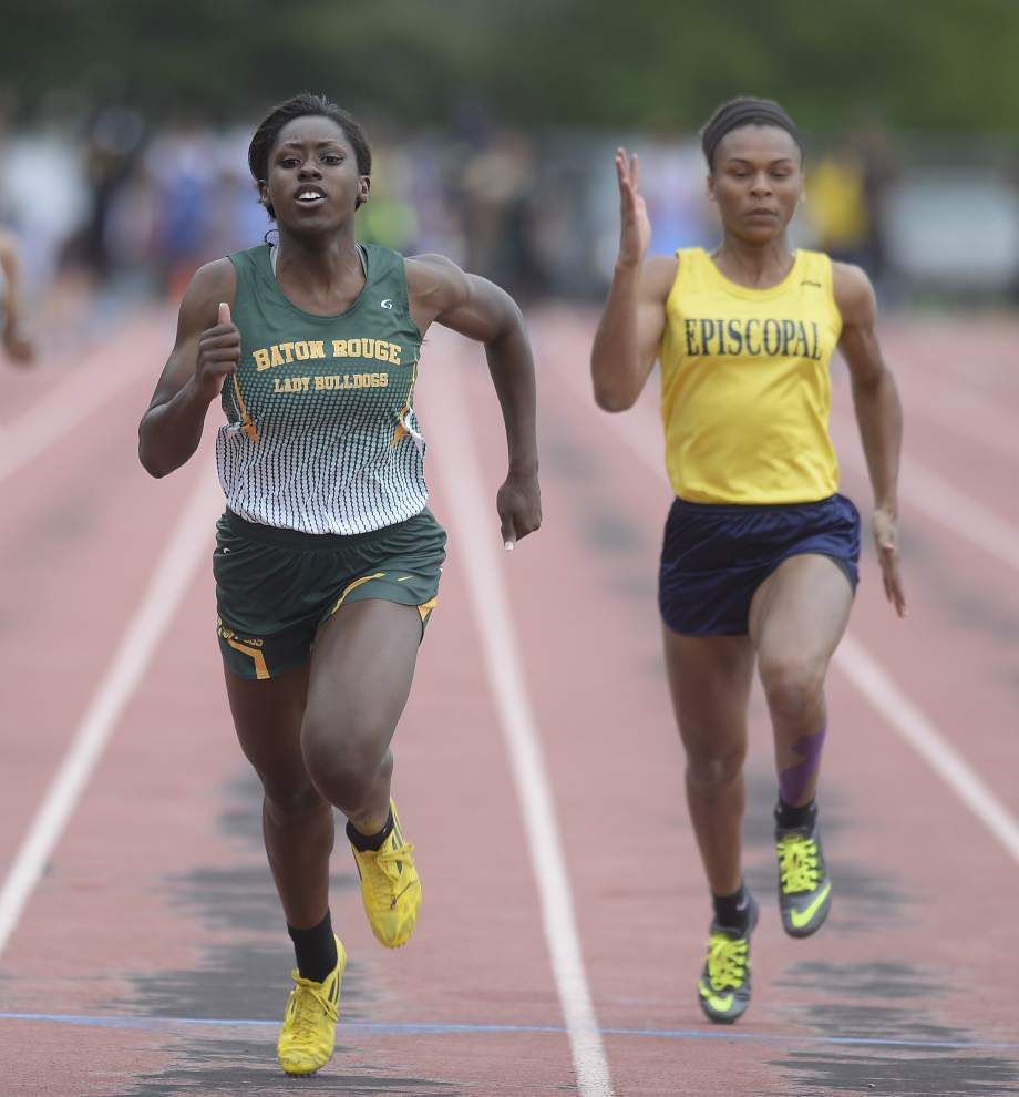 Father's Day 2014: Track star daughters follow fathers' fast footsteps _lowres