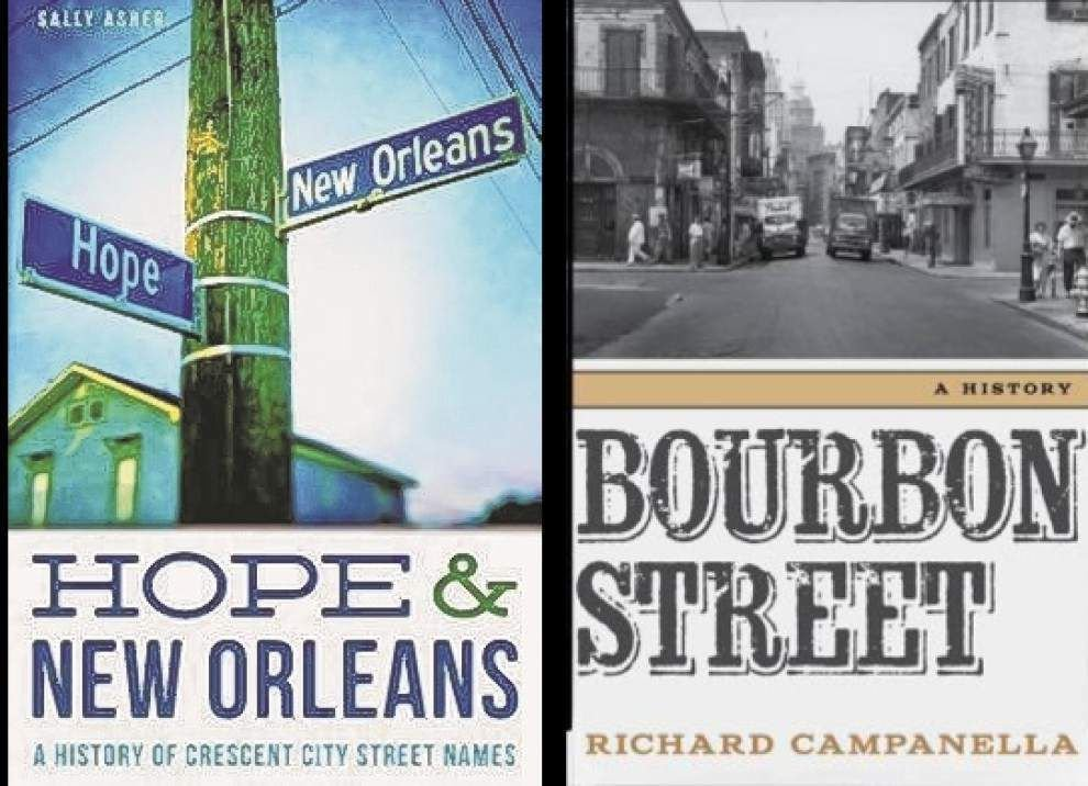 @The Library: Author to discuss New Orleans street names at Nix Library _lowres