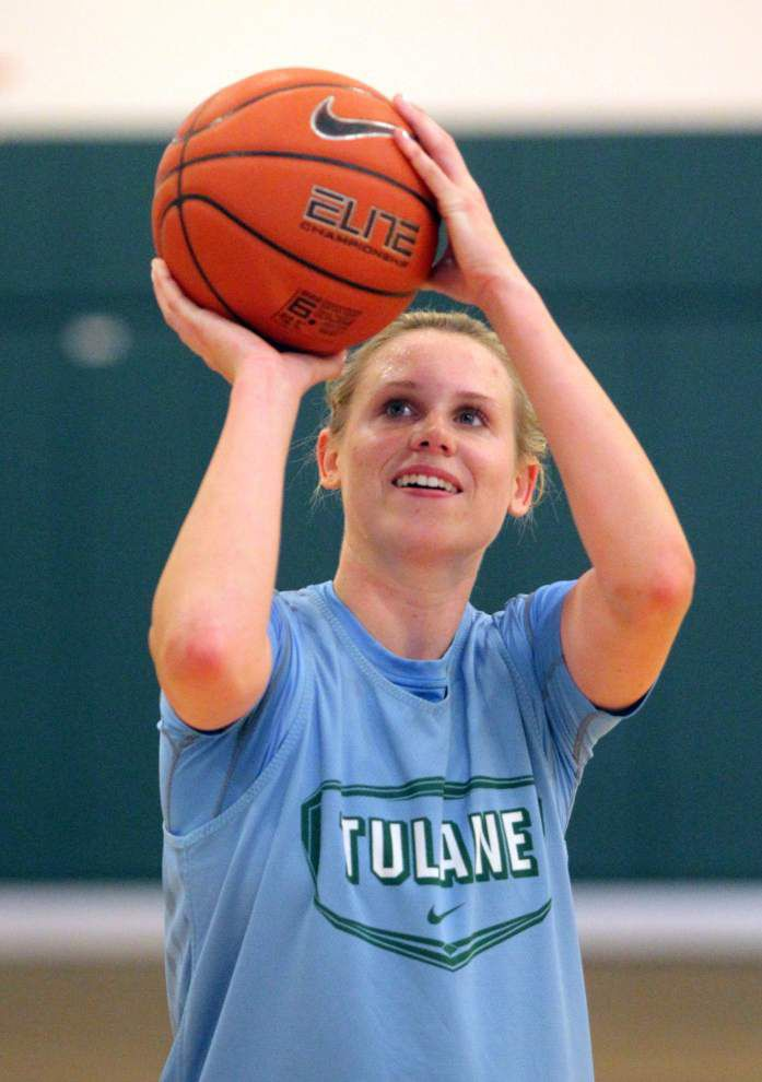 Tulane women back in NCAA tournament for first time in five years. _lowres