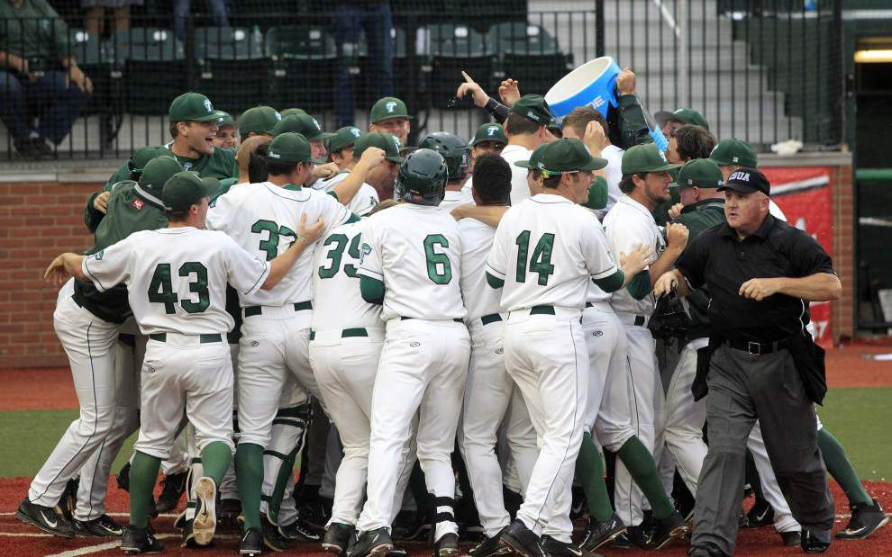 See reaction: LSU, Tulane, UL-Lafayette, Southeastern all headed to NCAA baseball tournament _lowres