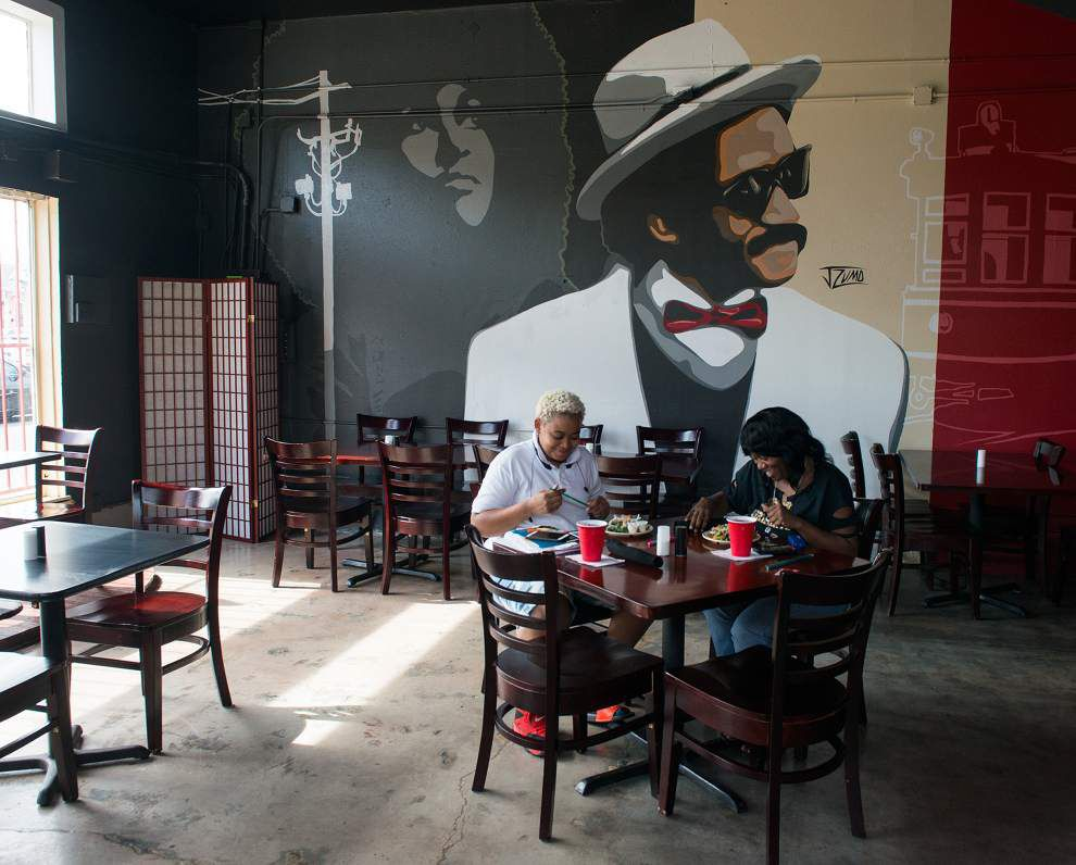 Update: Recently opened Reine Creole Eatery adruptly closes, looking for a new location to reopen _lowres