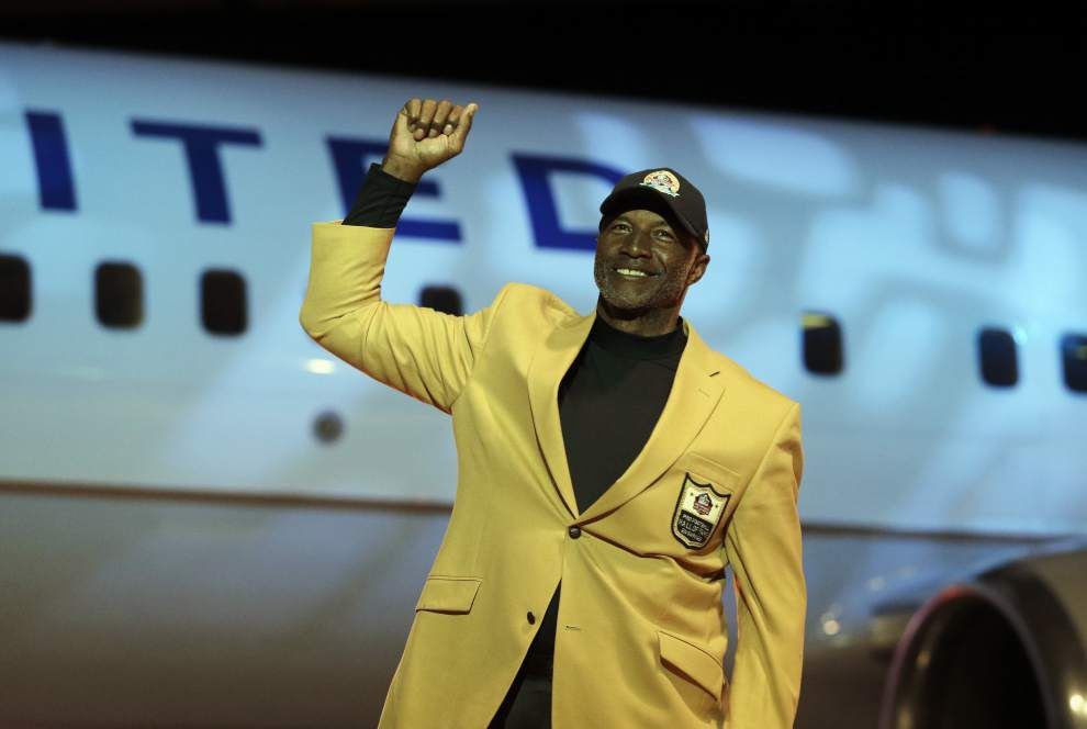 Southern's not all Hall of Famers Mel Blount and Aeneas Williams share _lowres