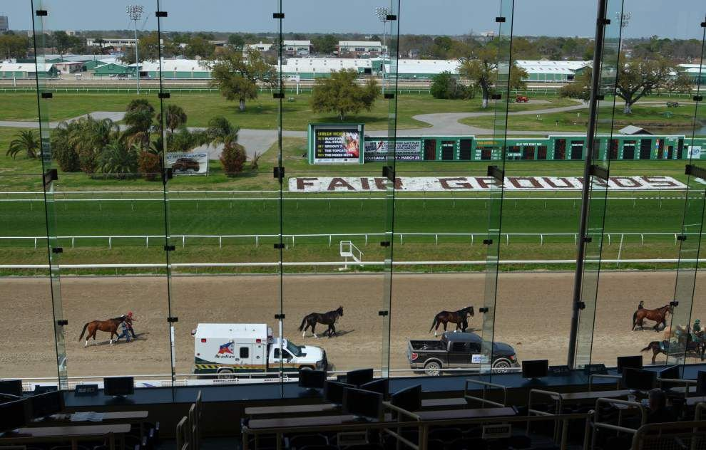 Churchill Downs Inc. seeking to sell Fair Grounds _lowres
