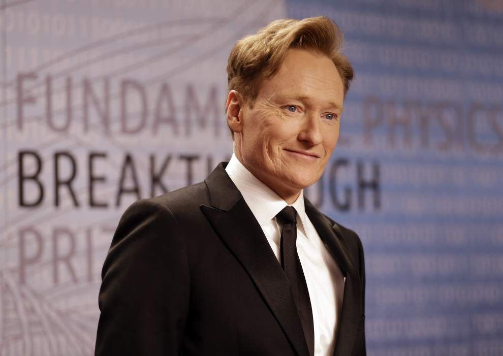 Conan O'Brien to stay up late at TBS through 2018 _lowres