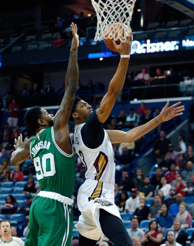 Balanced Celtics out-hustle, out-work out-of-sorts Pelicans _lowres