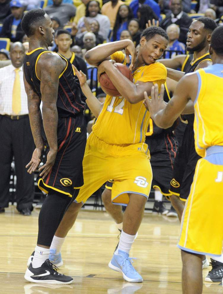 Southern men look to bounce back from difficult loss in home matchup Saturday with Arkansas-Pine Bluff _lowres