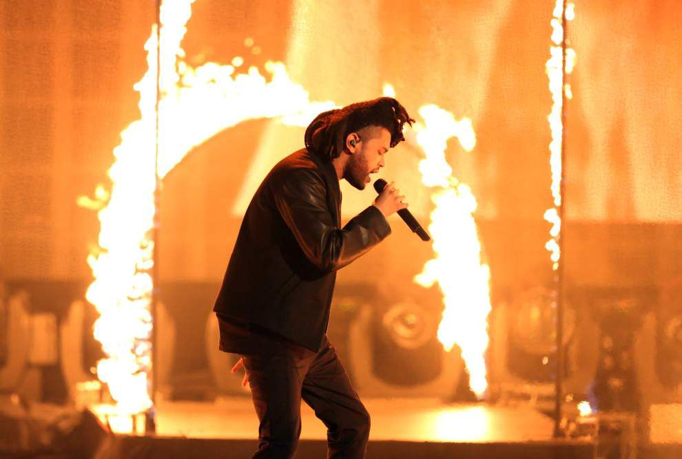 Keith Spera: Kendrick Lamar, The Weeknd, Taylor Swift dominate Grammy Awards nominations _lowres