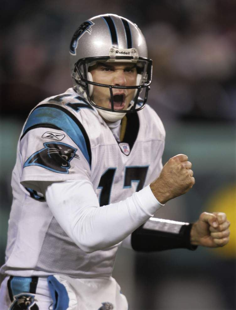Former Cajuns, Saints, Panthers QB Jake Delhomme headed to Louisiana Sports Hall of Fame _lowres