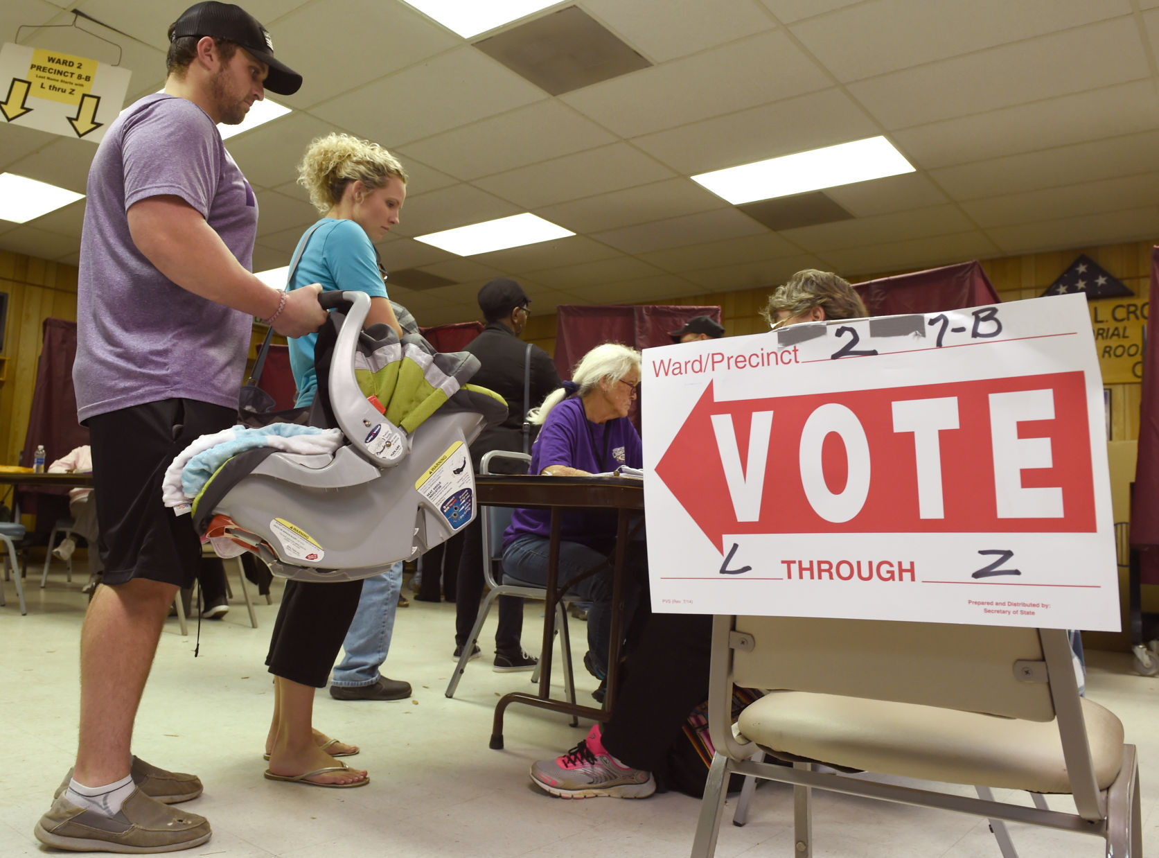 Baton Rouge election 2016 guide: What's on the ballot, info on ...
