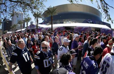 Bill would create fund to help lure Super Bowl, other major sporting events to Louisiana _lowres
