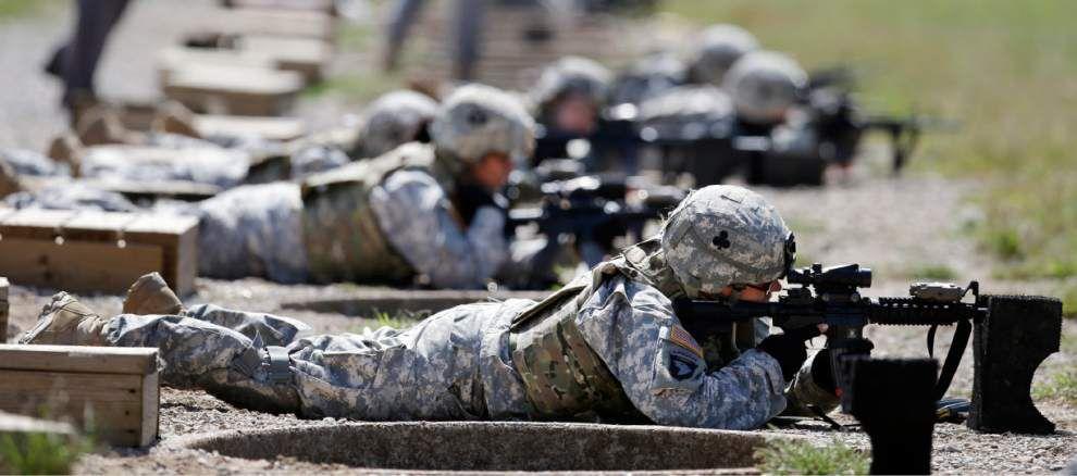 Few Army women want combat jobs _lowres
