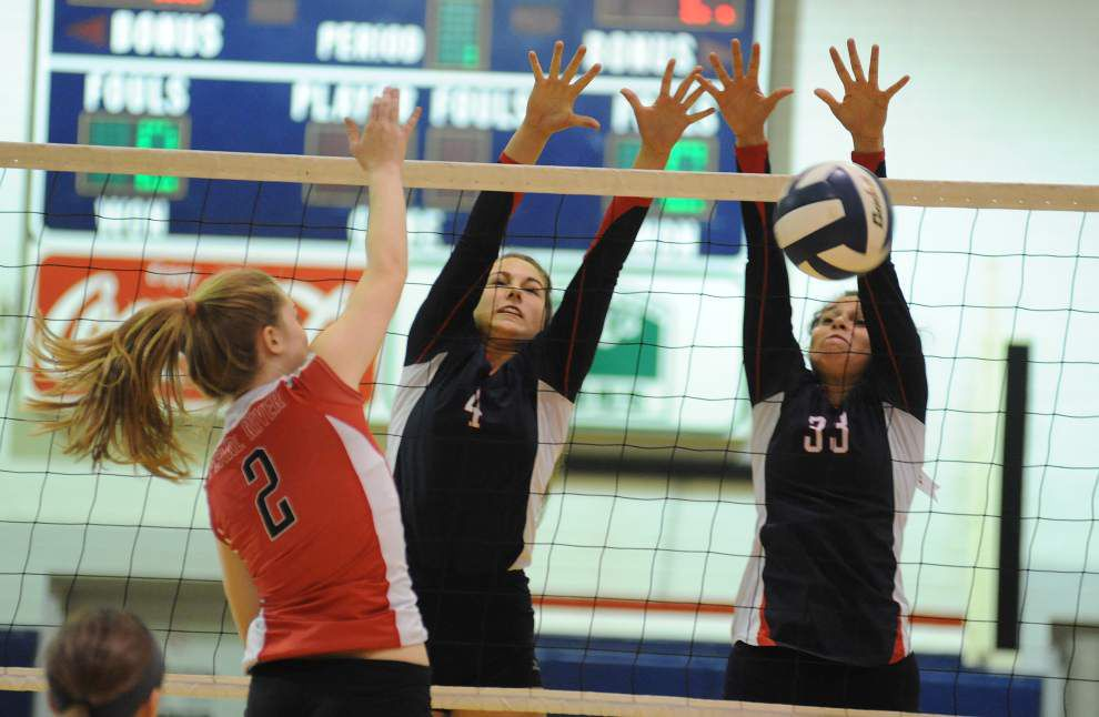 Top-seeded Teurlings punches ticket to state tournament _lowres