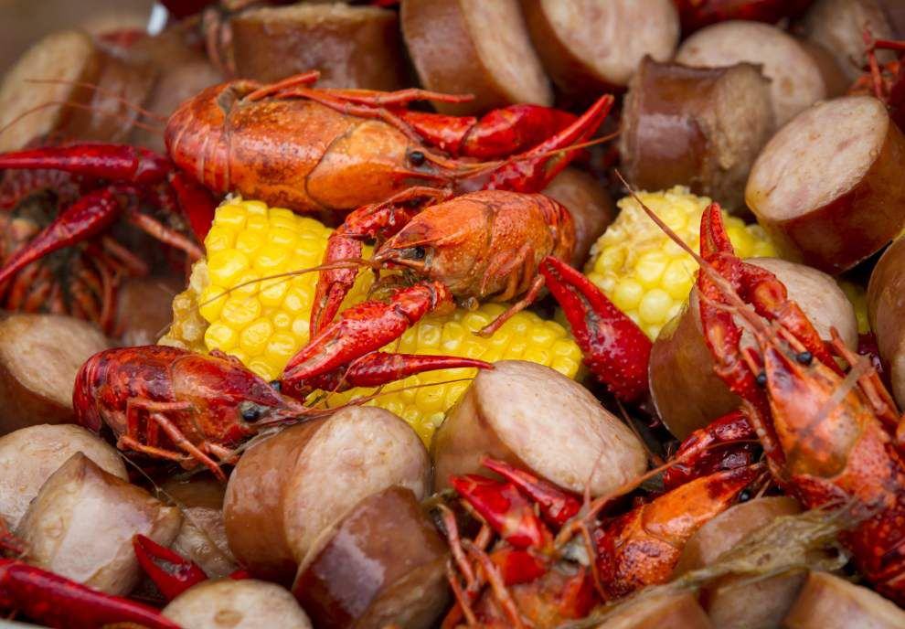 Big Chalmette Crawfish Fest offers 4 days of mudbugs, music and more _lowres