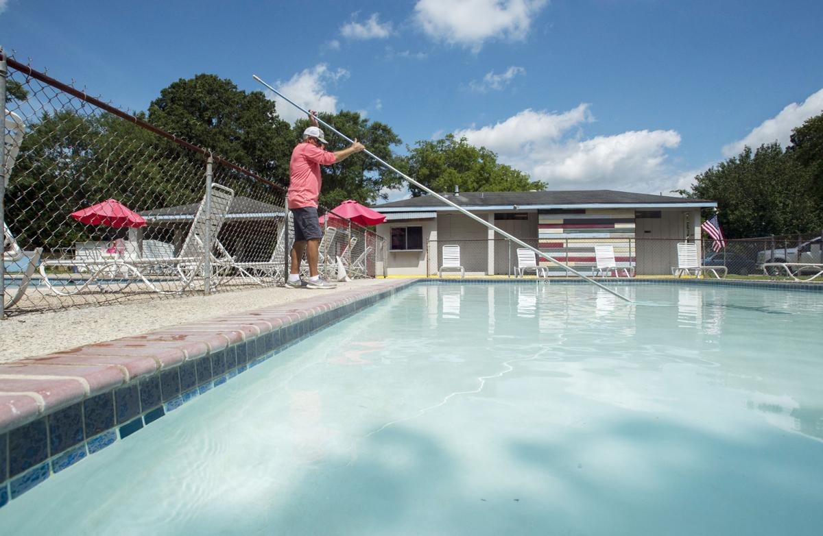 Louisiana Entering Phase 2 Means Recreational Pools Can Reopen For The Summer Coronavirus Theadvocate Com