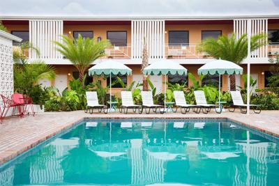 The Drifter Hotel Pool