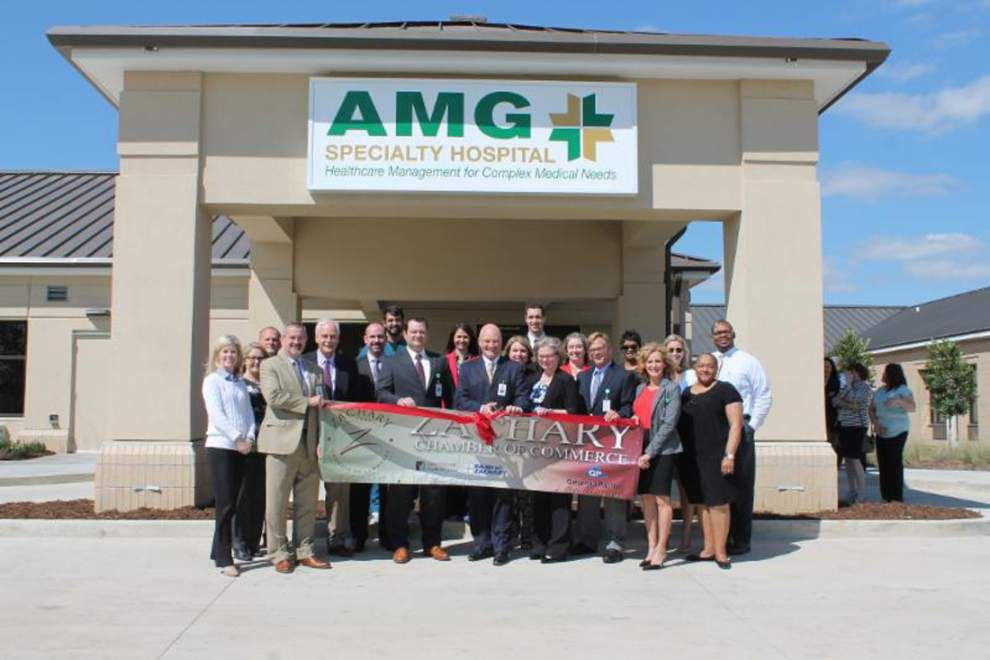 AMG Specialty Hospital in Zachary opens to patients _lowres