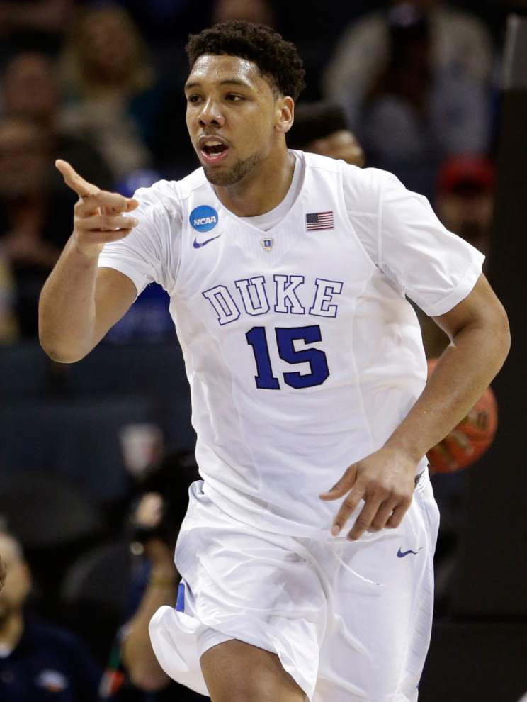 Karl-Anthony Towns, Jahlil Okafor and good lesser-known players top NBA draft _lowres