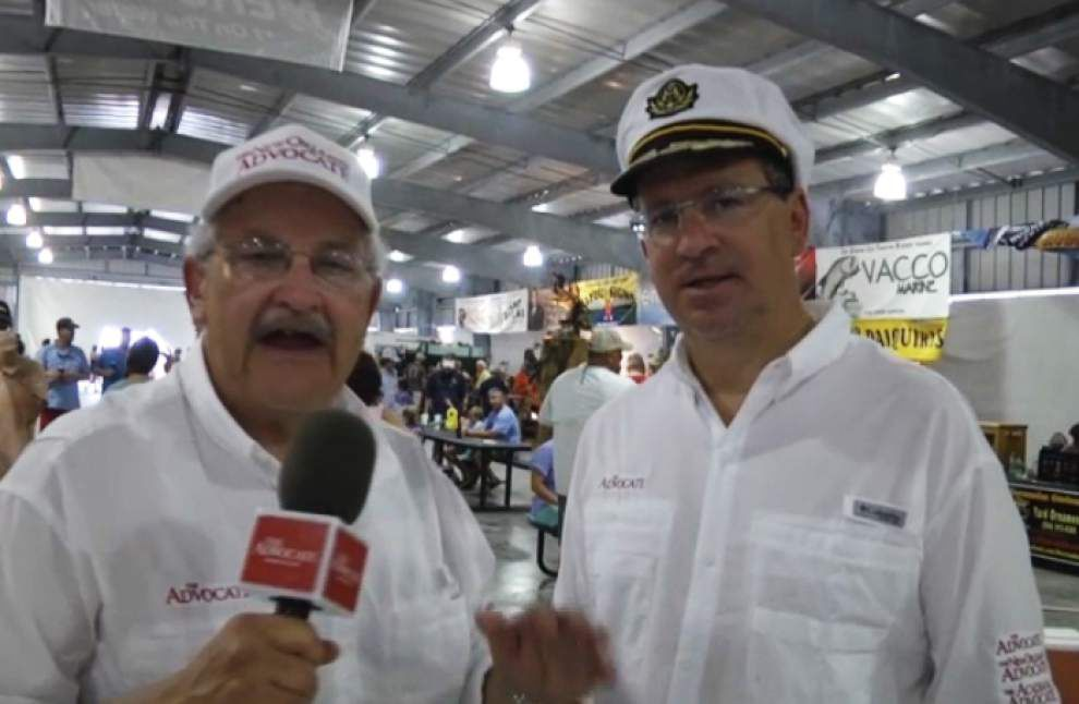 Video: Tarpon Rodeo president John Georges passes the torch _lowres