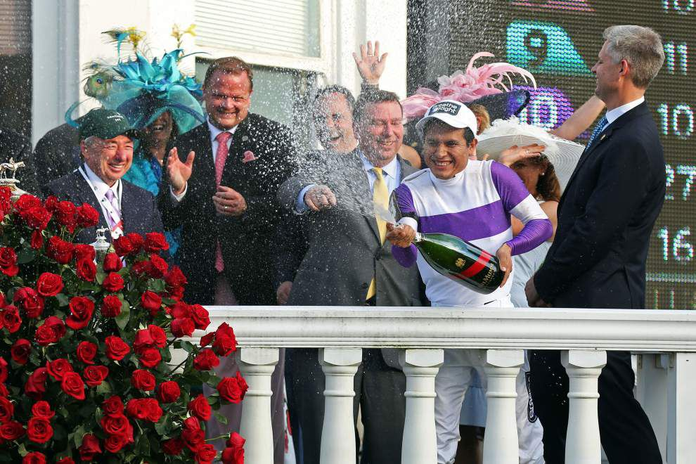 Ted Lewis: Love of Saints doesn't sway Fair Grounds crowd in Kentucky Derby betting _lowres