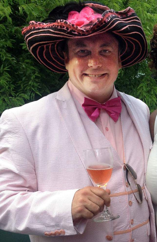 Bacchanal founder Chris Rudge dies at 40 _lowres
