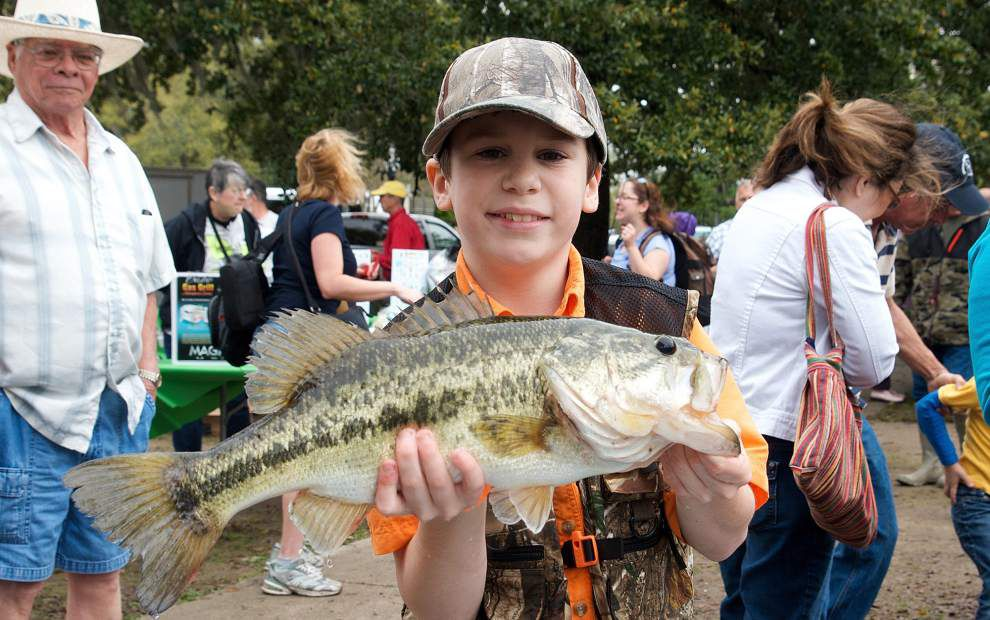 Big Bass Fishing Rodeo set for Saturday at City Park _lowres
