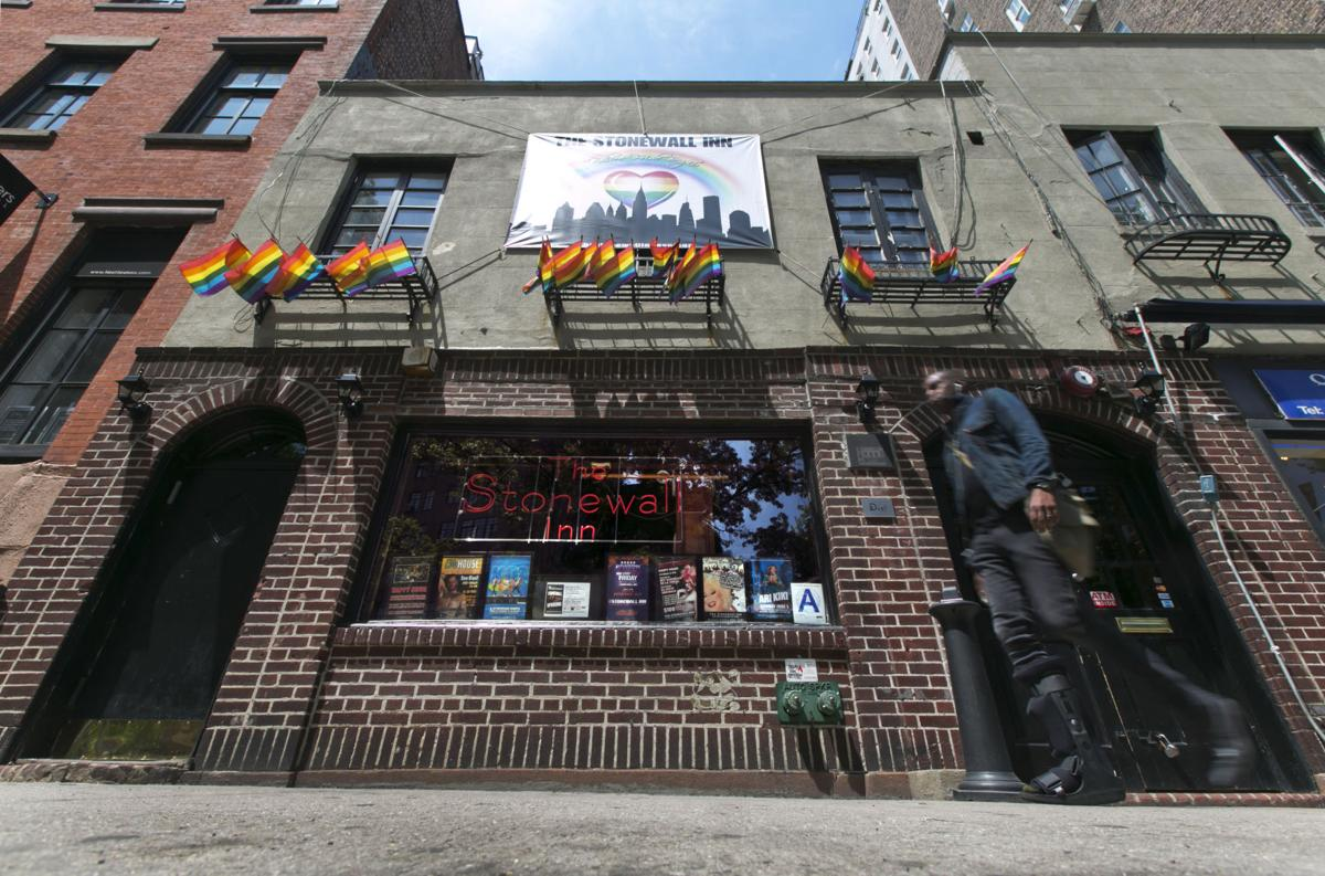 Stonewall At 50 Pride Month
