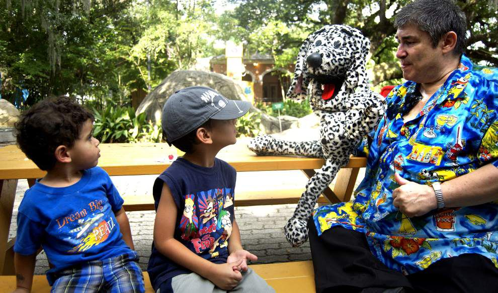 Children at City Park's Storyland celebrate Mother Gooses's 349th birthday _lowres