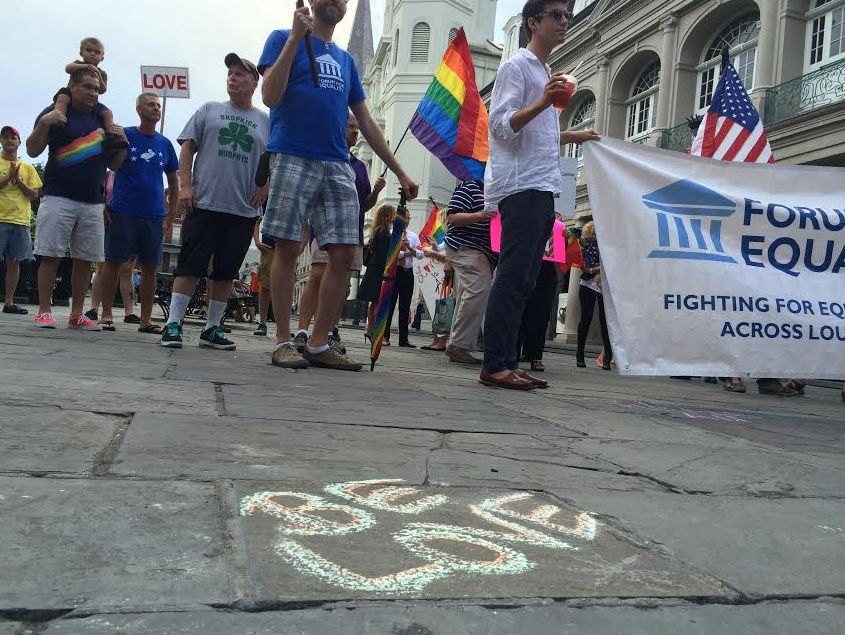 """Same-sex marriage """"Decision Day"""" rally planned in Jackson Square_lowres"""
